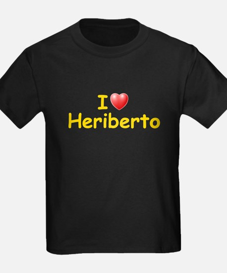 I Love Heriberto (L) T