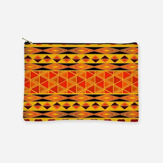 African Traditional Ornament Makeup Bag