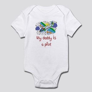 Pilot Infant Bodysuit