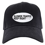Slower Traffic Black Cap