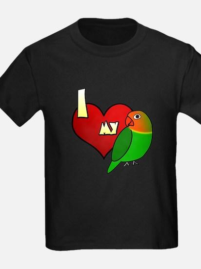 I Love my Fischer's Lovebird T