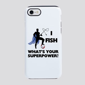 Fishing Superpower iPhone 8/7 Tough Case