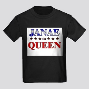 JANAE for queen Kids Dark T-Shirt