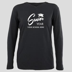 Personalize Senior T-Shirt