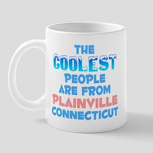 Coolest: Plainville, CT Mug