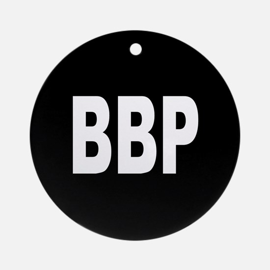 BBP Ornament (Round)