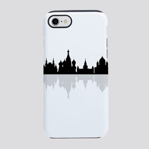 Moscow skyline iPhone 8/7 Tough Case