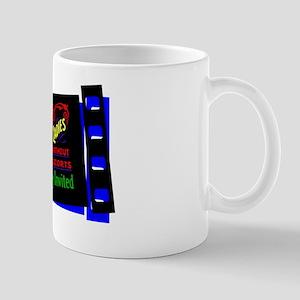 Silent Movie Mug