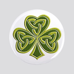 "Celtic Trinity 3.5"" Button"