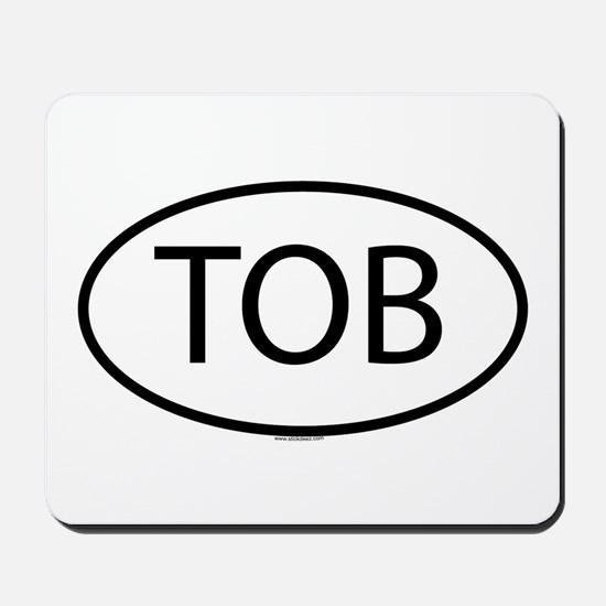 TOB Mousepad