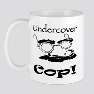 Undercover Cop Mug