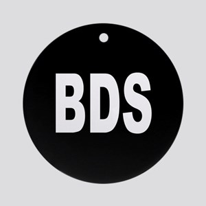 BDS Ornament (Round)