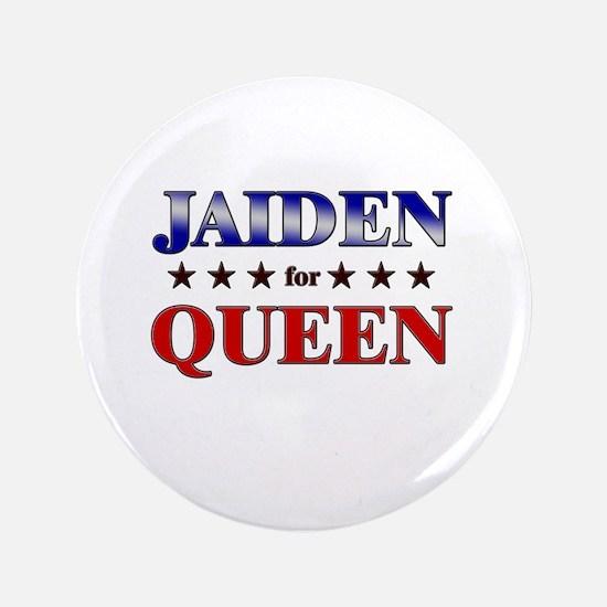 """JAIDEN for queen 3.5"""" Button"""