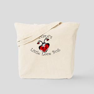 Nani's Love Bug Ladybug Tote Bag