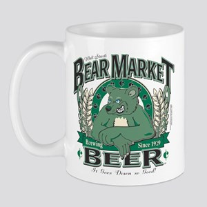 Bear Market Beer Mug