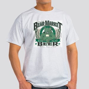 Bear Market Beer Light T-Shirt