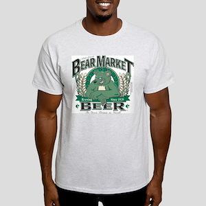 Bear Market Beer Light T-Shirt