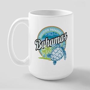 Bahamas Large Mug