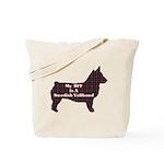 BFF Swedish Vallhund Tote Bag