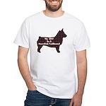 BFF Swedish Vallhund White T-Shirt