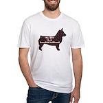 BFF Swedish Vallhund Fitted T-Shirt
