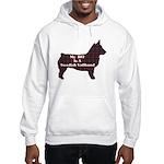 BFF Swedish Vallhund Hooded Sweatshirt