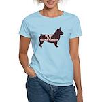 BFF Swedish Vallhund Women's Light T-Shirt