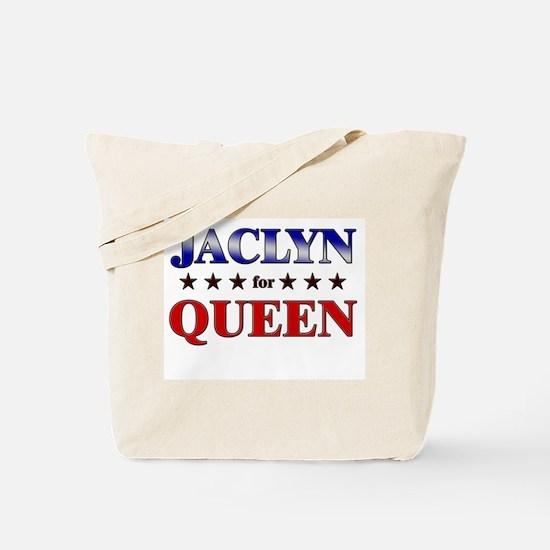 JACLYN for queen Tote Bag