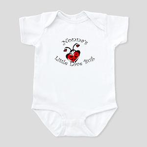 Nonna's Love Bug Ladybug  Infant Bodysuit