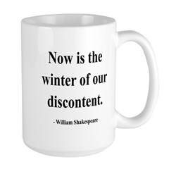 Shakespeare 23 Large Mug