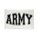 Army Rectangle Magnet (10 pack)