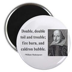 Shakespeare 24 Magnet