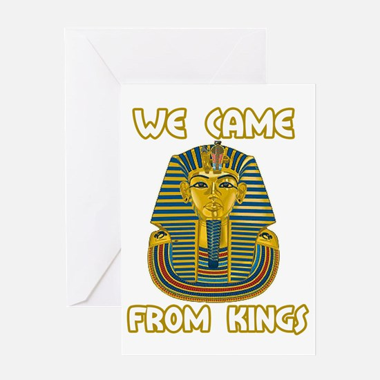 Unique Kemet Greeting Card