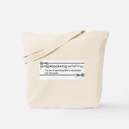 Spending $50 Tote Bag