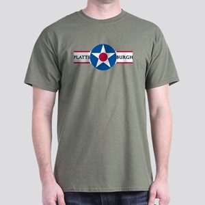 Plattsburgh Air Force Base Dark T-Shirt