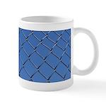 Hit Hard Tennis Mug