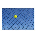 Hit Hard Tennis Postcards (Package of 8)