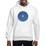 Hit Hard Tennis Hooded Sweatshirt