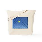 Hit Hard Tennis Tote Bag