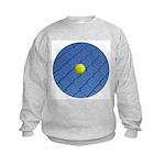 Hit Hard Tennis Kids Sweatshirt