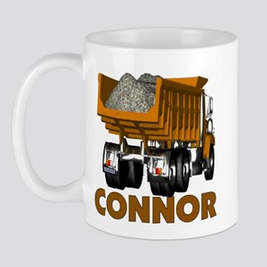 Connor Construction Dumptruck Mug