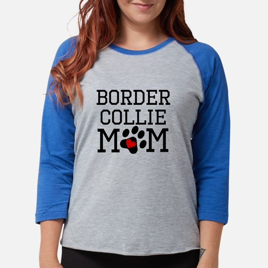 Border Collie Mom Long Sleeve T-Shirt