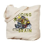 RODDING of the BRAIN Tote Bag