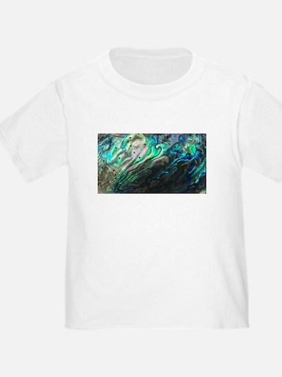 Iridescent Sea Shell T-Shirt