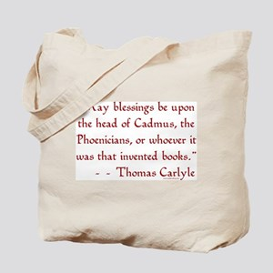 Cadmus &amp; Phoenicians<br> Tote Bag