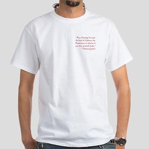 Cadmus &amp; Phoenicians<br> White T-Shirt