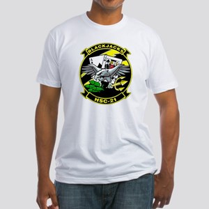 HSC-21 Fitted T-Shirt