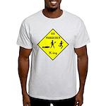 Ax Murderer X-ing Light T-Shirt