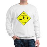 Ax Murderer X-ing Sweatshirt