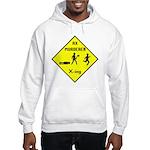 Ax Murderer X-ing Hooded Sweatshirt